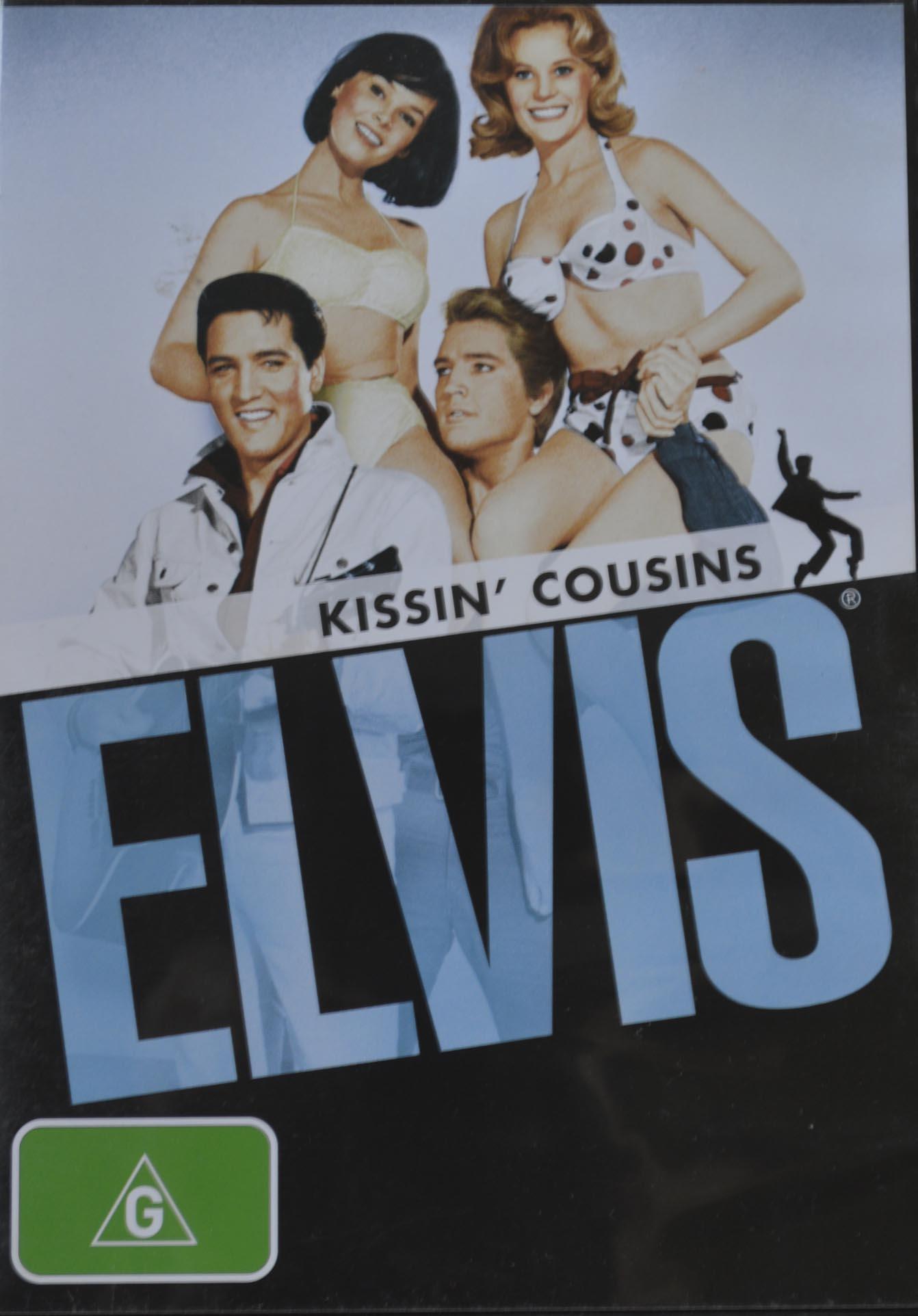 Kissing Cousins #Elvis
