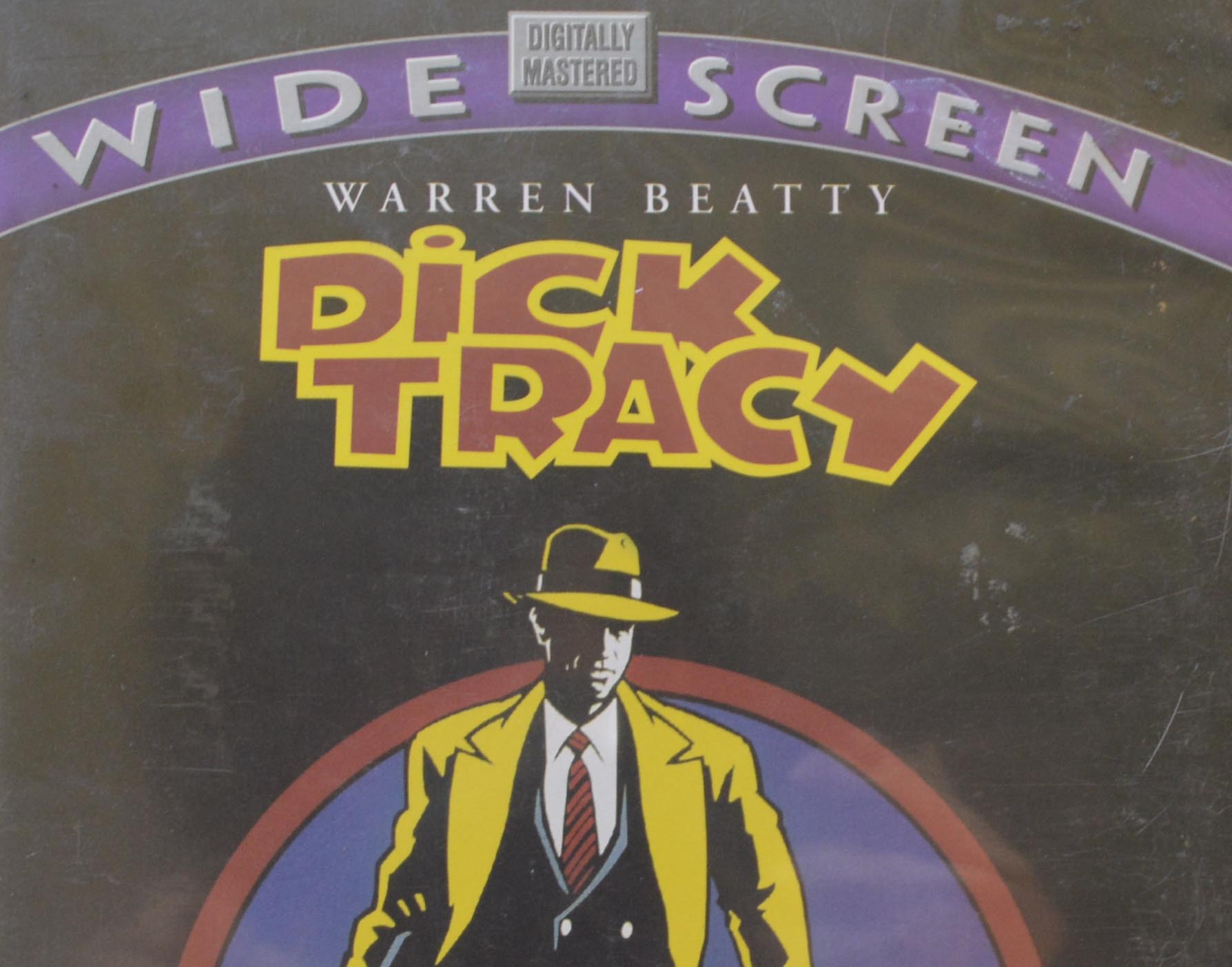 Dick Tracy Movie Review