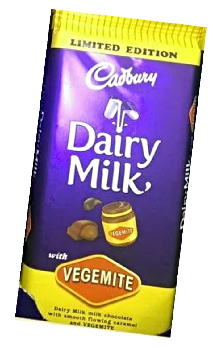 Vegemite Chocolate Cadbury special edition