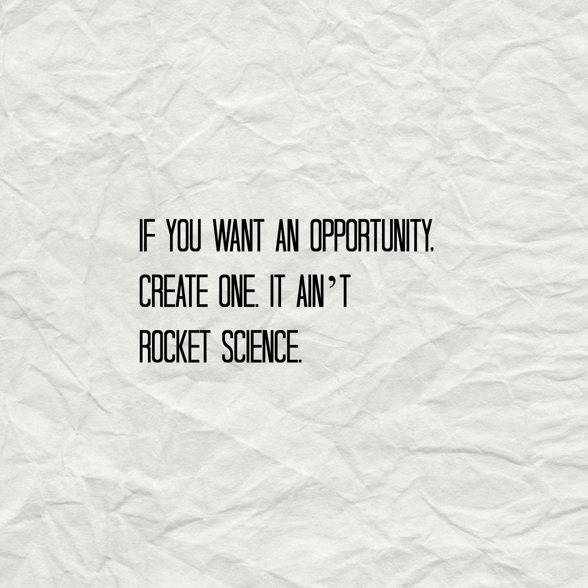 #opportunity