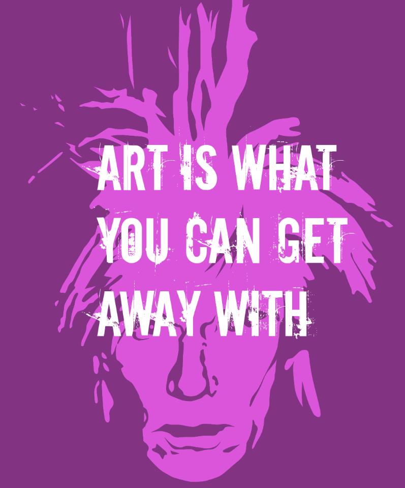 #Warhol