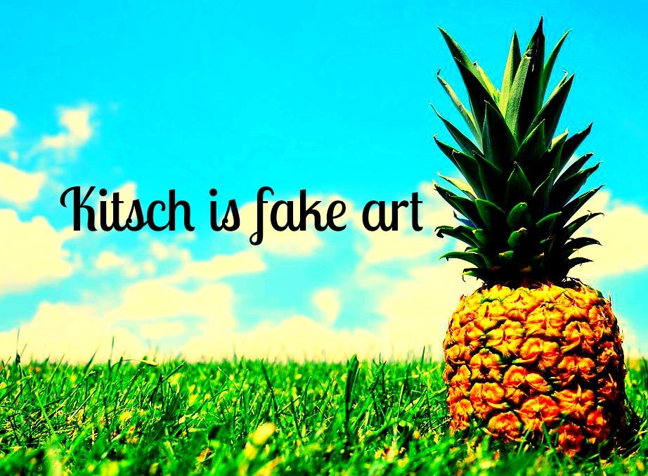 #Kitsch #quote