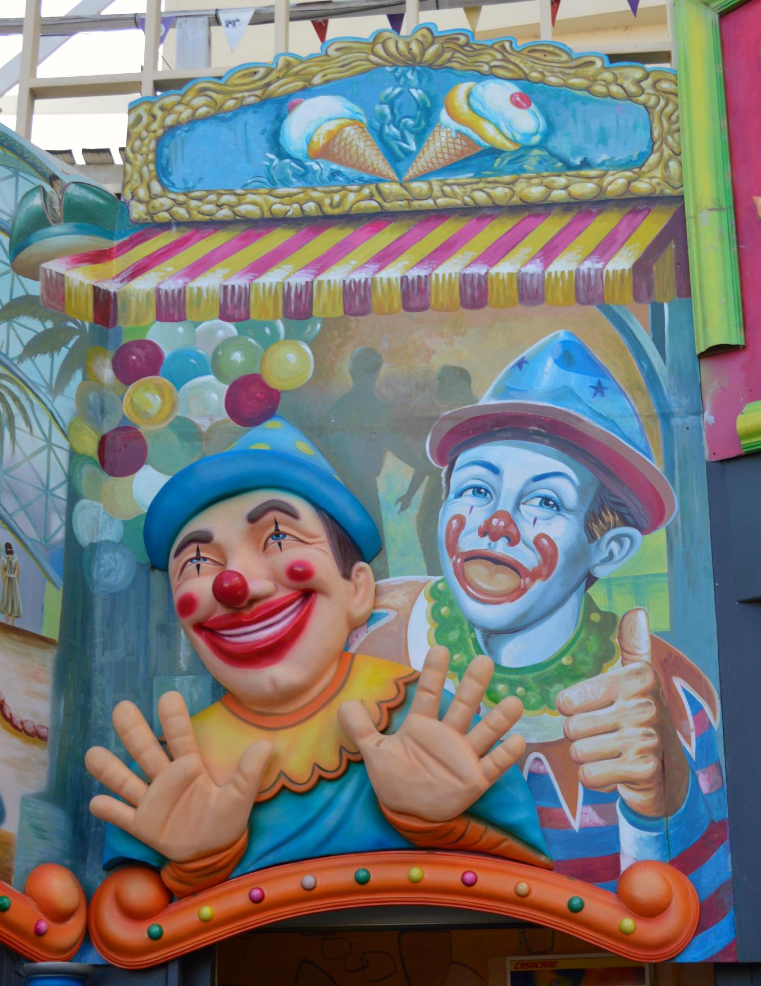 #Clown #kitsch #Haloween #Berlin