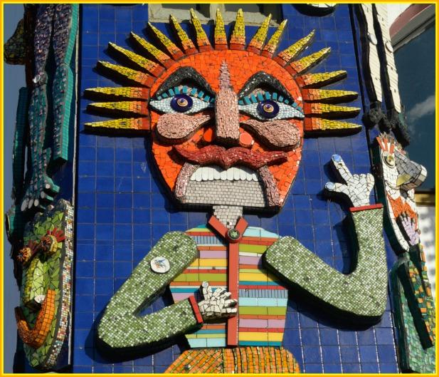 #Mosaik #St Kilda