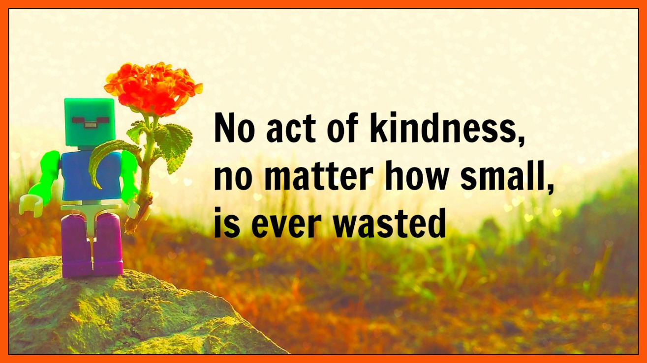 #Aesop #quote #kindness