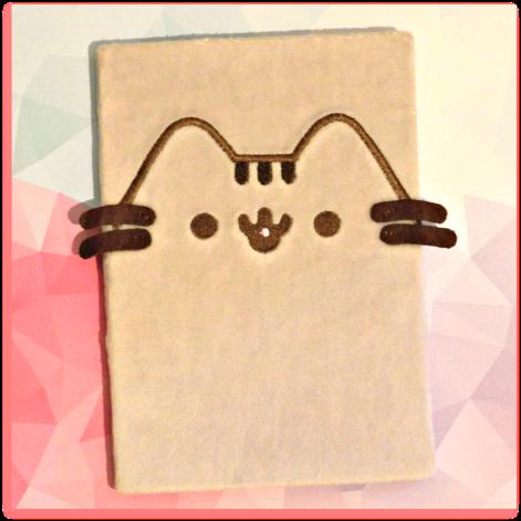 #cat #kitsch #notebook