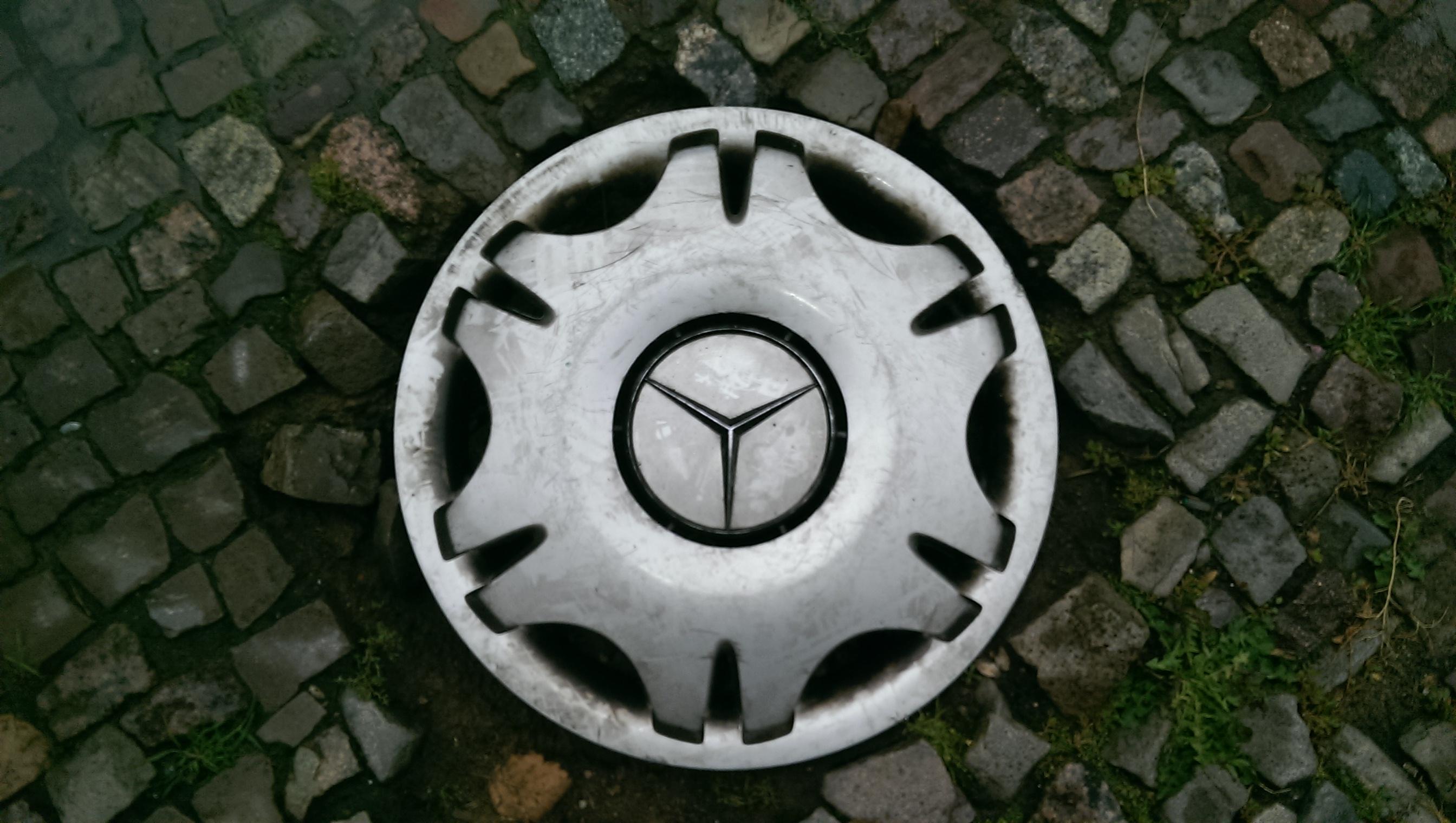 Mercedes be kitschig Berlin Fixing