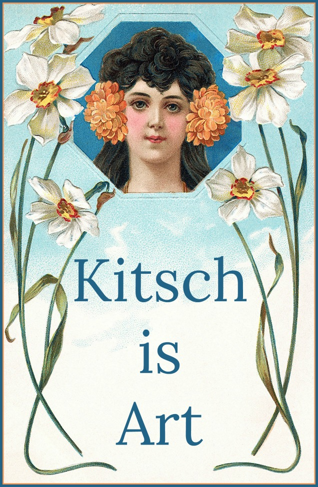 #Kitsch #art #quote #Zitat