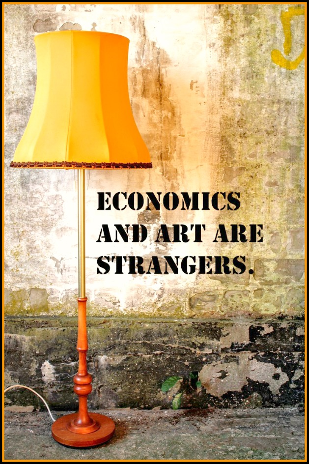 be kitschig quote economics and art