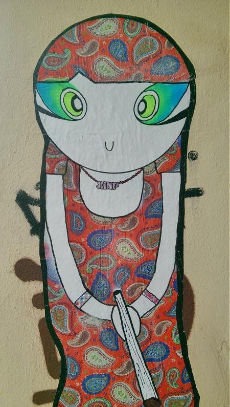 be kitschig blog berlin street art