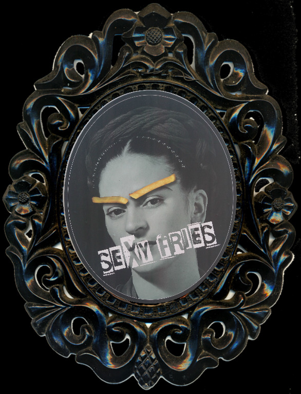Frida Kahlo Augenbrauen be kitschig blog berlin