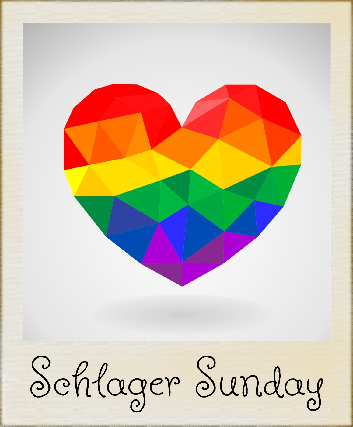 Schlager Sunday Somethings goten hold of my heart be kitschig blog berlin