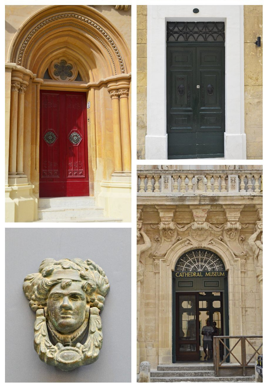 Mdina Malta Doors
