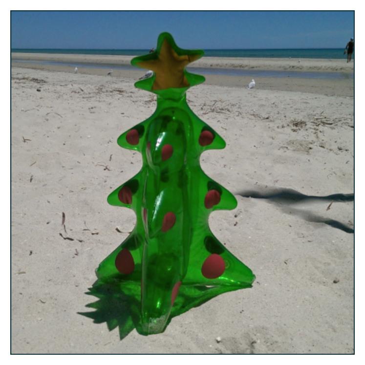 Weihnachten Christmas Tree Weihnachtsbaum Australien