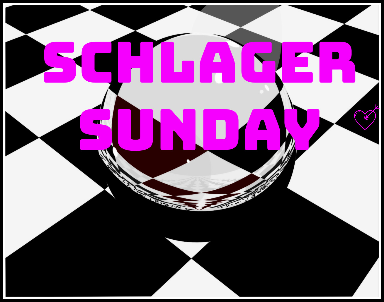Cheri Cheri Lady Modern Talking Schlager Sunday be kitschig blog