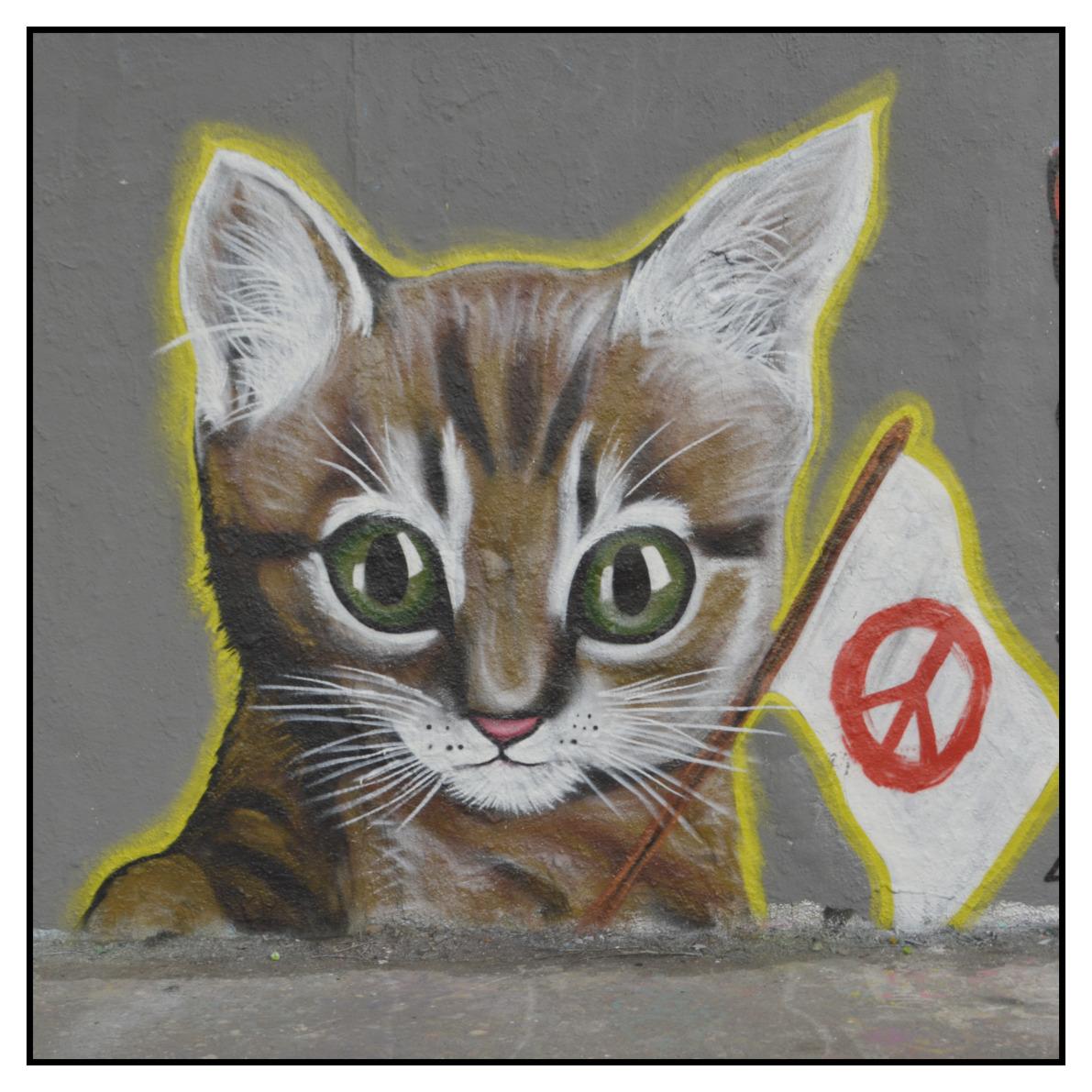 Mauerpark berlin grafitti eme freethinker