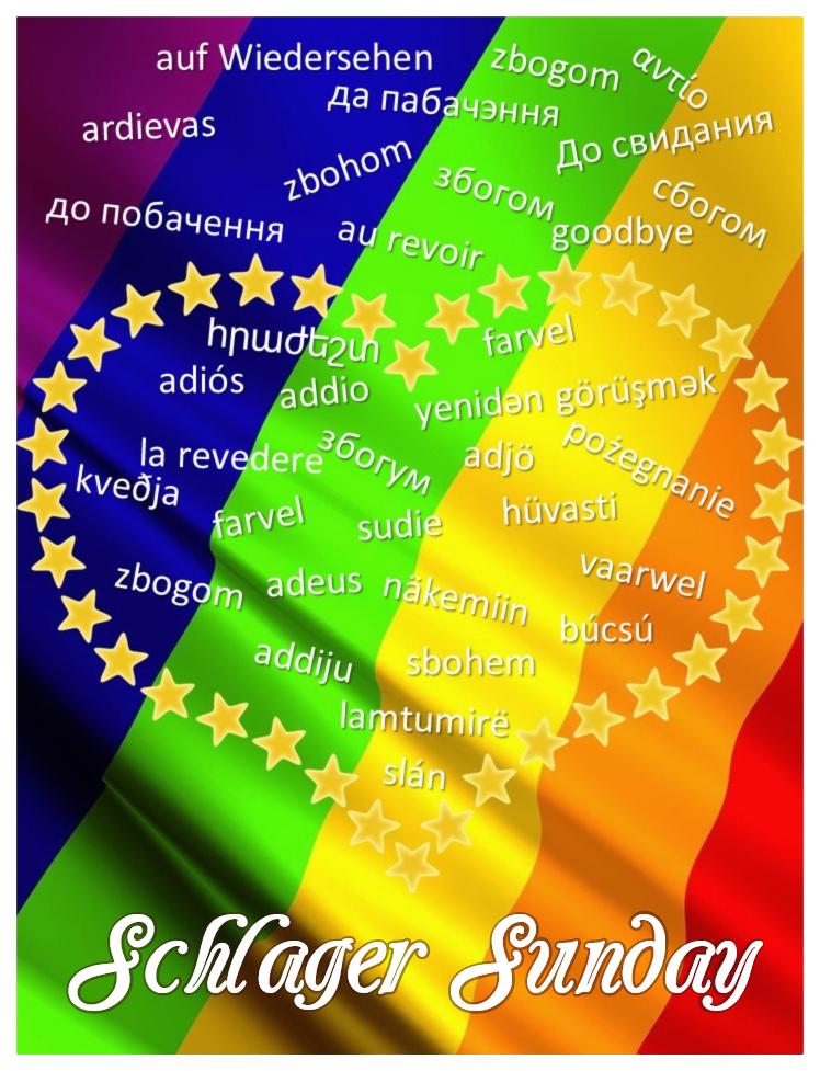 Aurevoir Eurovision 2020 corona covid 19 be kitschig blog Berlin