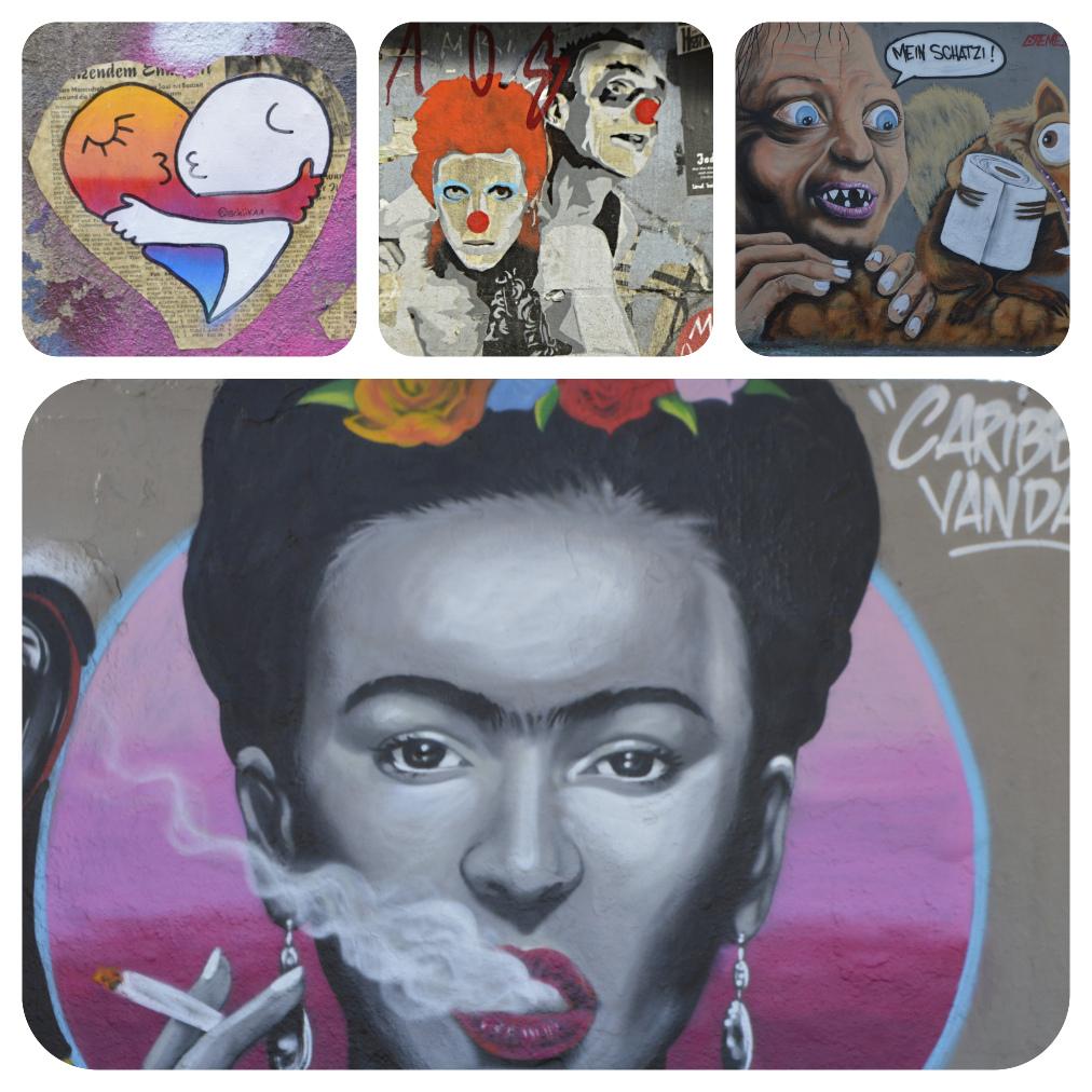 street art postcards from Berlin 17 be kitschig blog