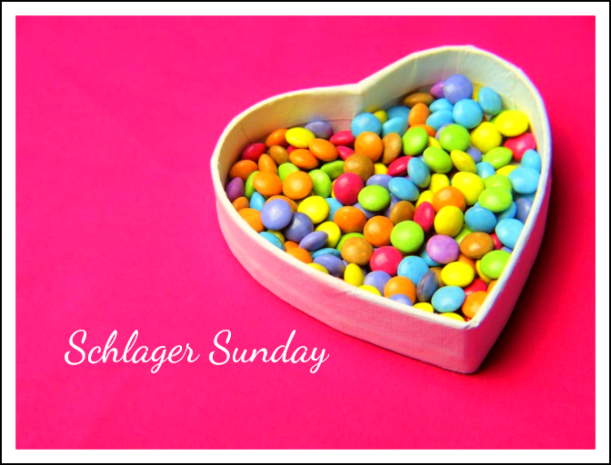 I'm so happy Schlager Sunday be kitschig blog Berlin