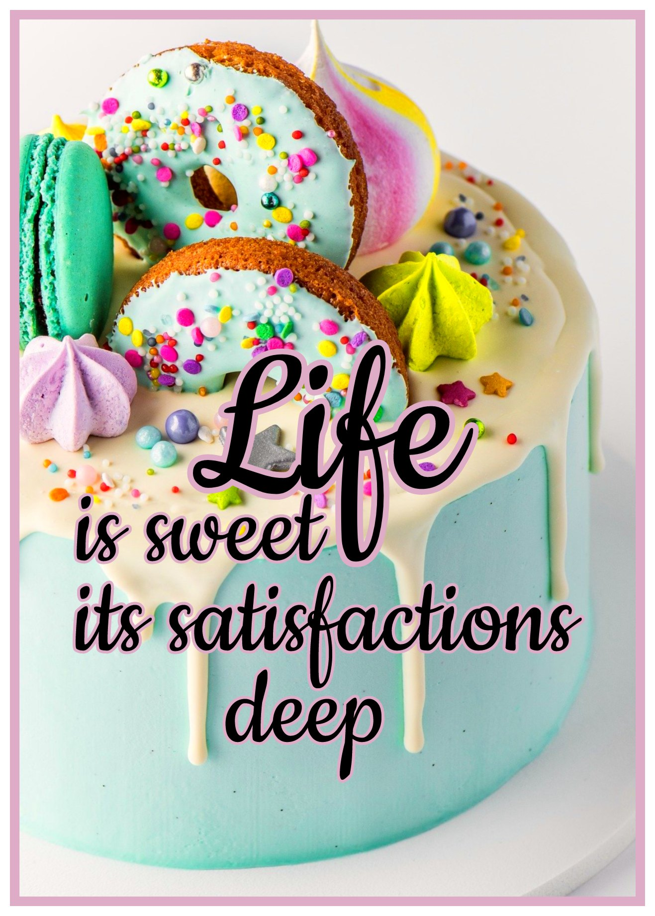 Quote Josephine Hart Life is sweet its satisfaction deep bekitschig blog