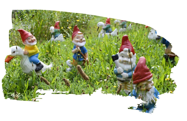 Garden Gnome Paul Gartenzwergpark Trusetal bekitschig.blog