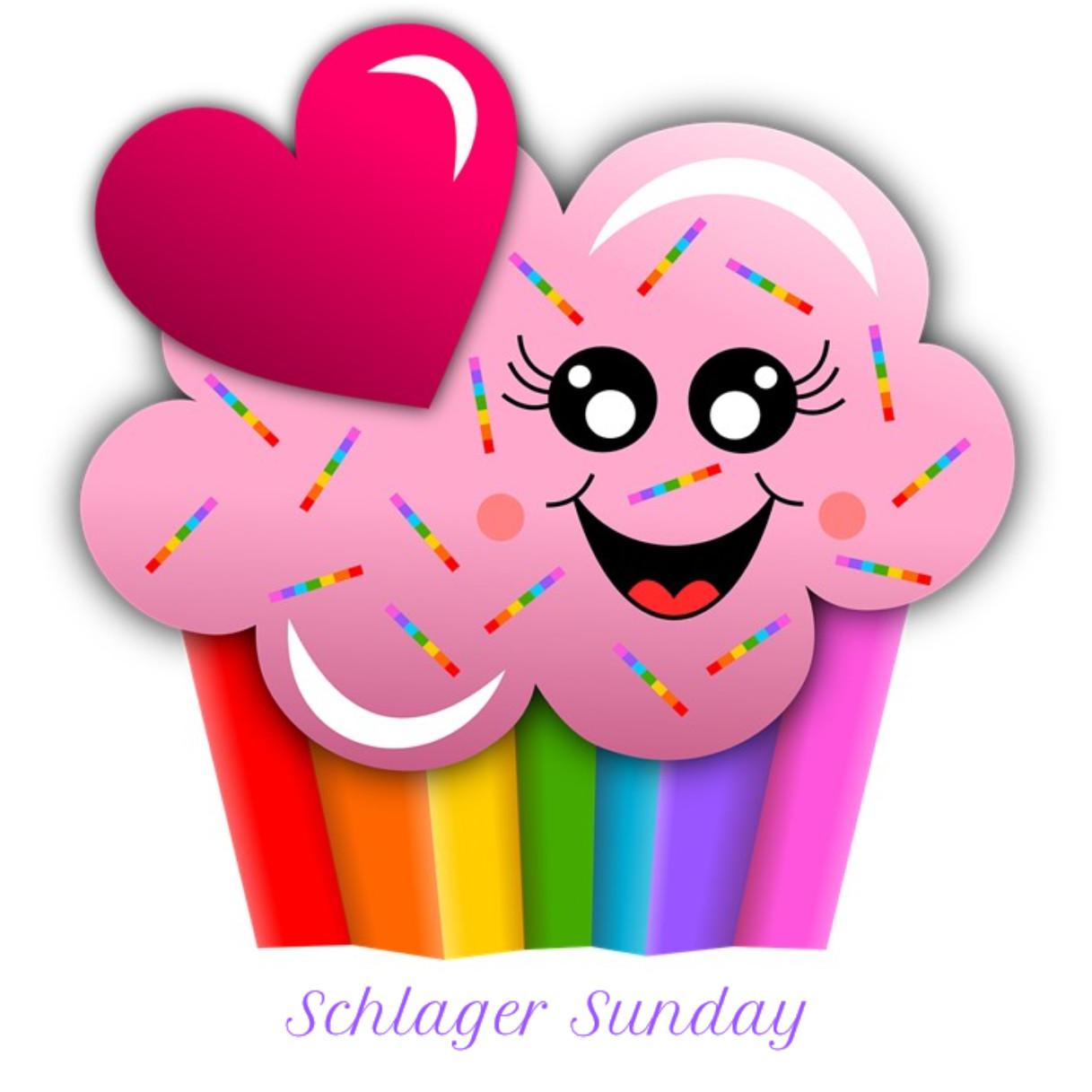 Schlager Sunday Peace peace love love bekitschig.blog