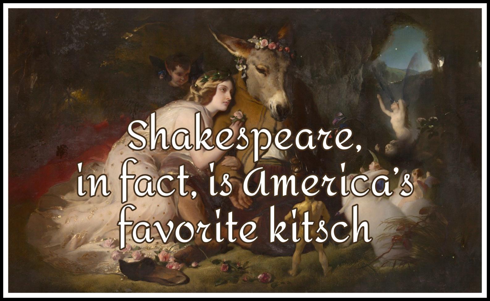 Alden T. Vaughan & Virginia Mason Vaughan: Shakespeare in Americabekitschig blog