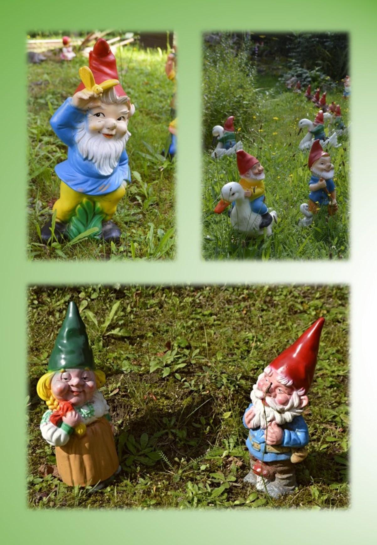 Zwergenpark Garden Gnome Park Trusetal bekitschig blog