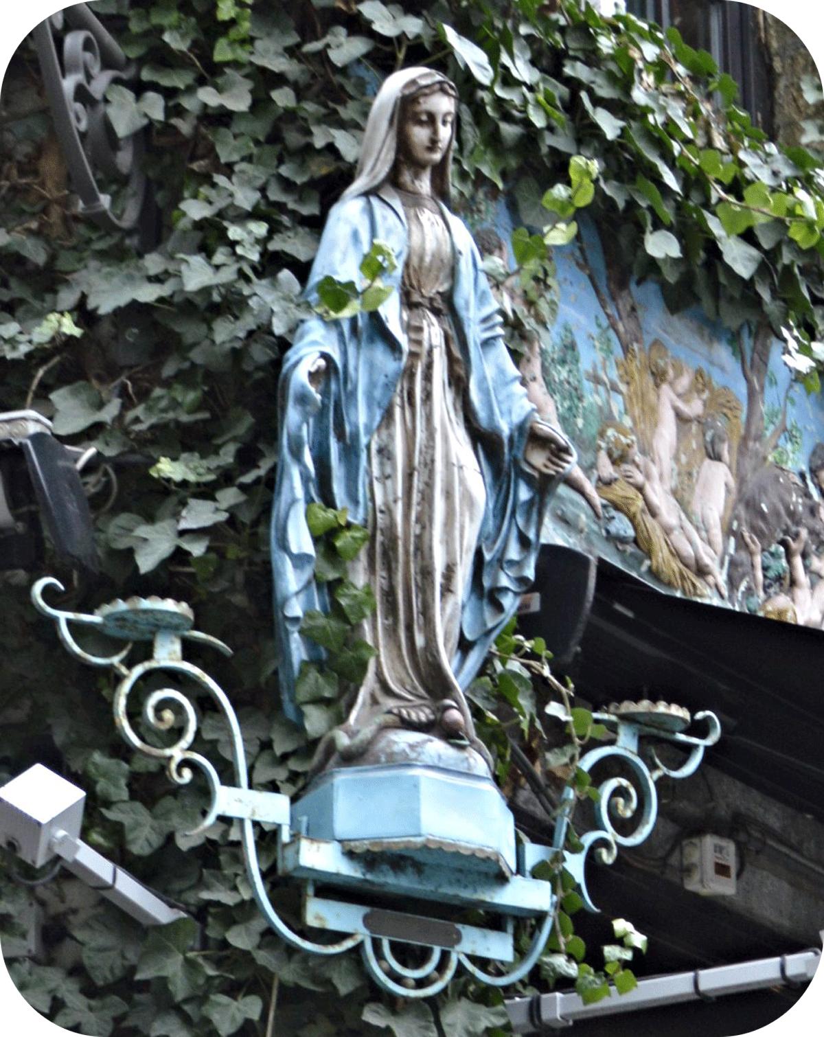 Maria in Antwerp be kitschig blog