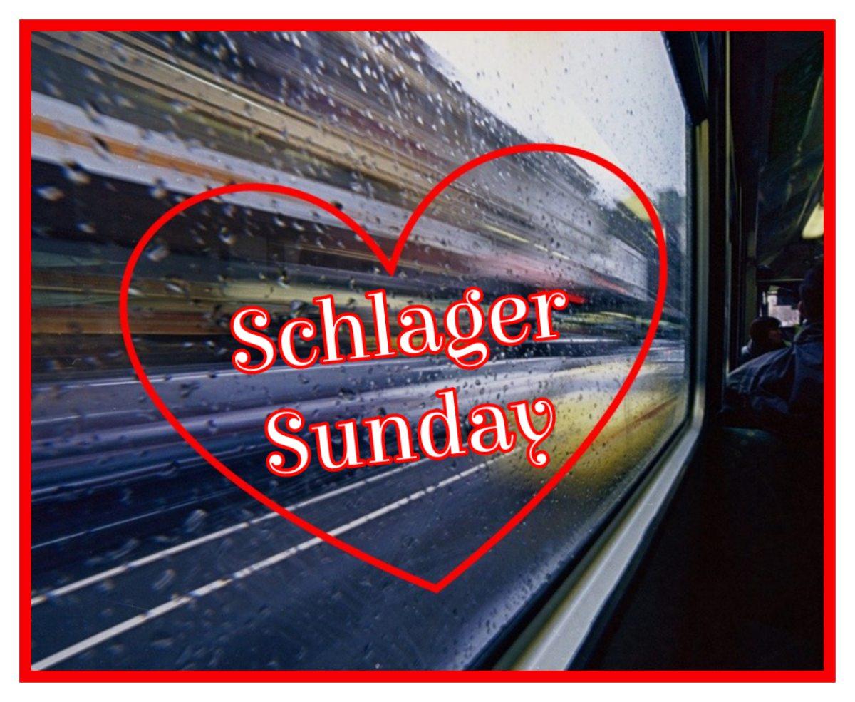 bekitschig blog Schlager Sunday I am a passenger
