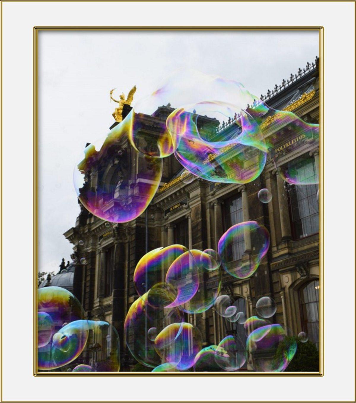 Hochschule für Bildende Künste Dresden Seifenbalsen