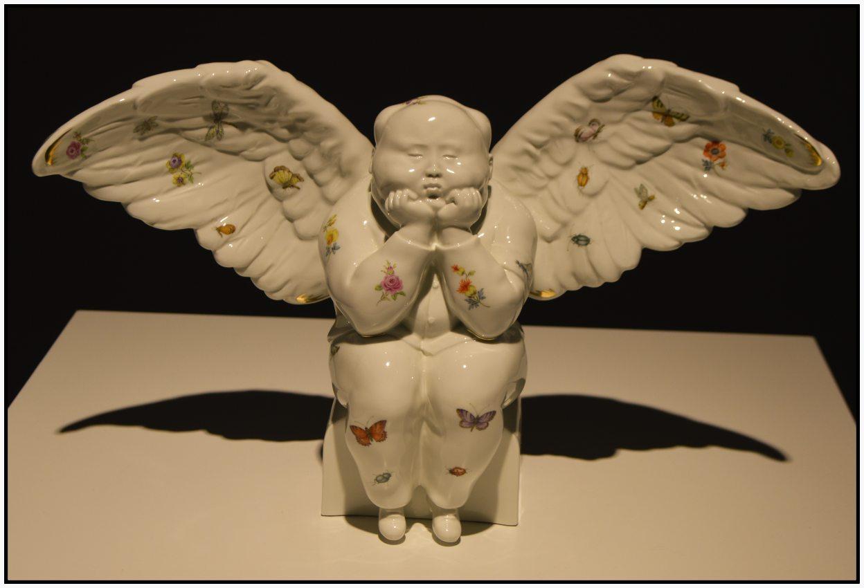 Qu Guangci bekitschig blog travel to Porcelain Meißen