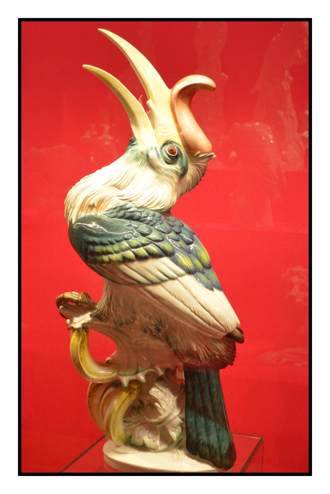 Porcelain Birds from Manufactur Meißen
