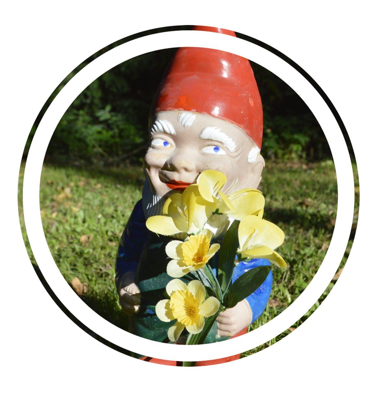 bekitschig.blog Garden Gnome Make over